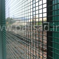 Ограждение цементного завода, панели 3S