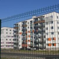 Ограждение Скандинавский жилой комплекс